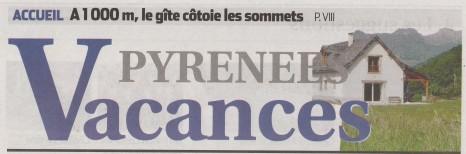 Une habitation magique, journal La république 19 juillet 2013